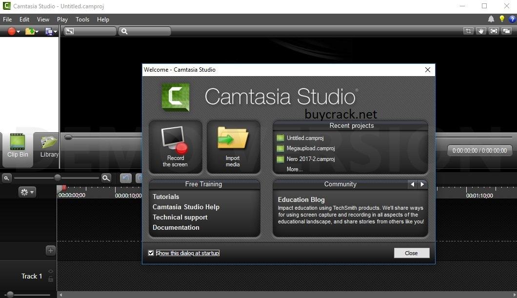 Camtasia Studio Crack Latest Version