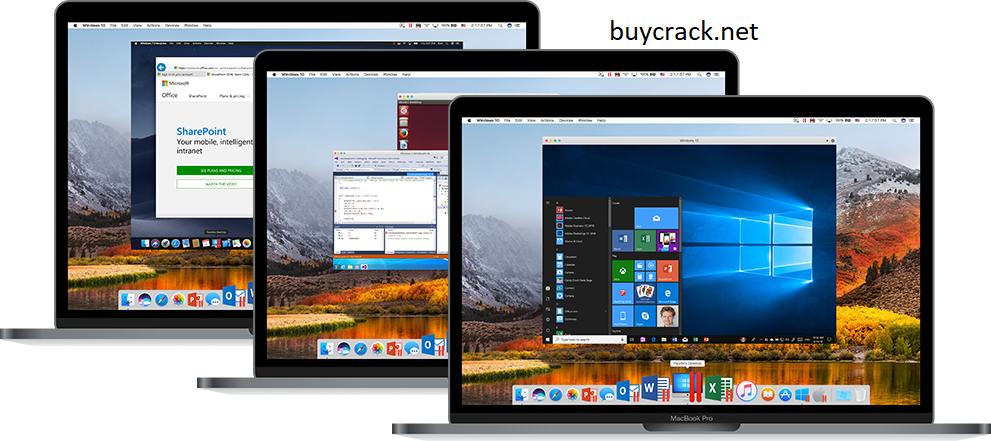 Parallels Desktop Crack Download