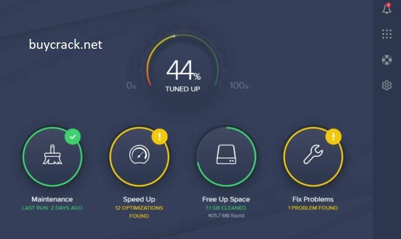 Avast Cleanup Premium 21.1.9801 Crack Latest Version