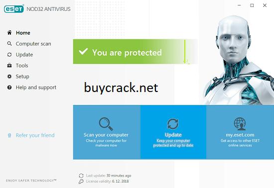 ESET NOD32 Antivirus 14.0.22.0 Crack Download