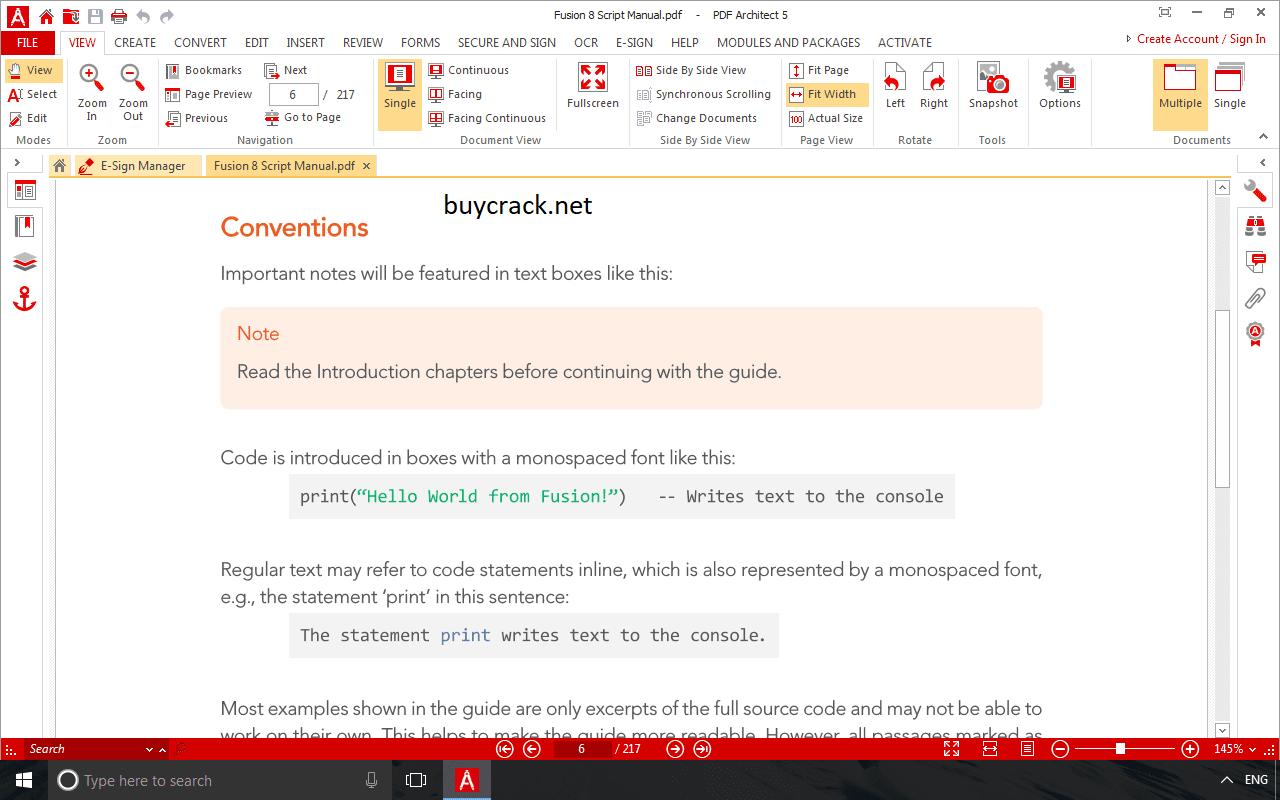 PDF Architect 8 Crack Download