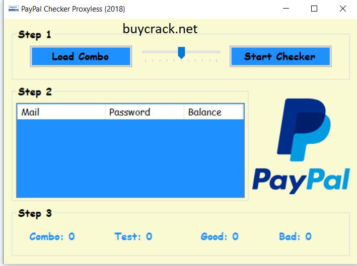 PayPal Money Adder 1.2.9 Crack
