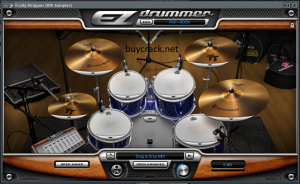 EZdrummer 3.1.8 Crack + Activation Key Free Download Latest 2021