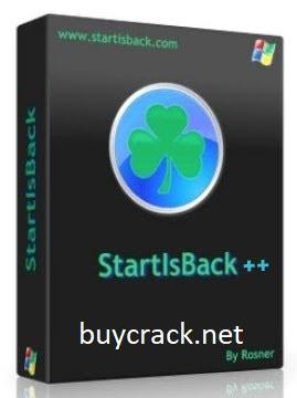 StartIsBack ++ 2.9.13 Crack