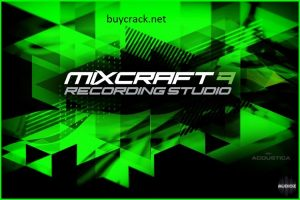 Mixcraft Pro Studio 9.0 Crack + Registration Code Free Download 2022