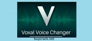 Voxal Voice Changer 6.07 Crack + Registration Code Download 2022
