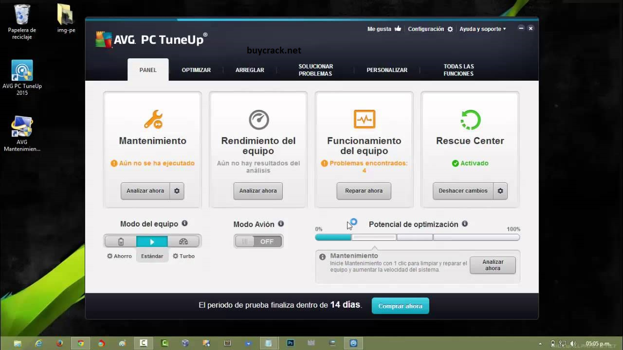 AVG PC TuneUp 21.3 Crack Latest