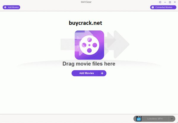 M4VGear 5.5.8 Crack Download
