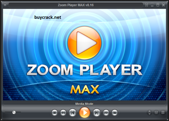 Zoom Player MAX 16.5 Crack Latest