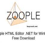 Zoople HTML Editor 2.1.1.271 Crack Latest