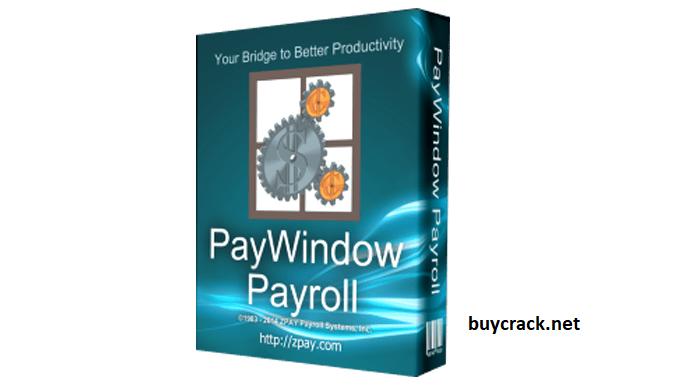Zpay PayWindow Payroll System 19.0.19 Crack